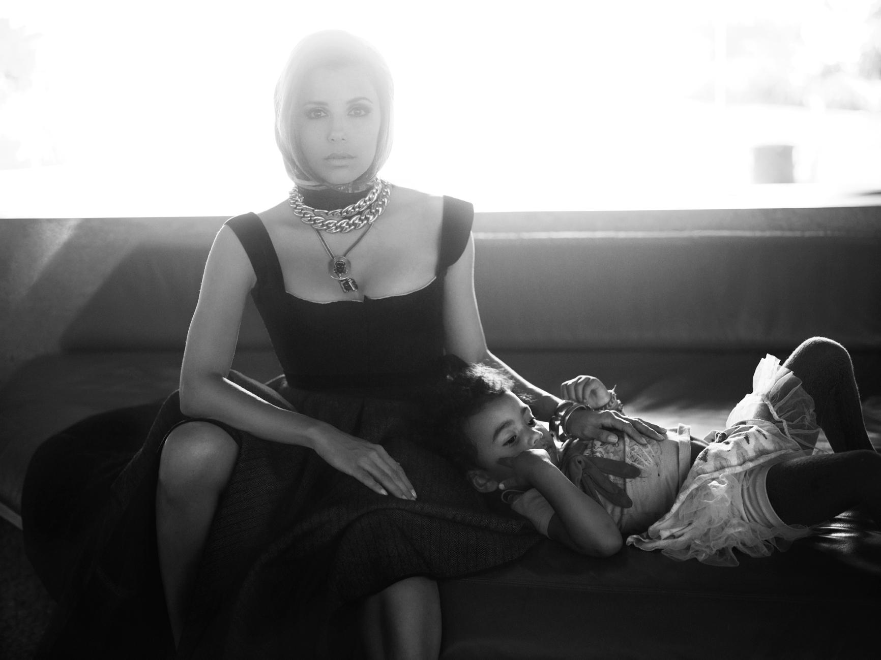 All above Eva longoria photo shoot