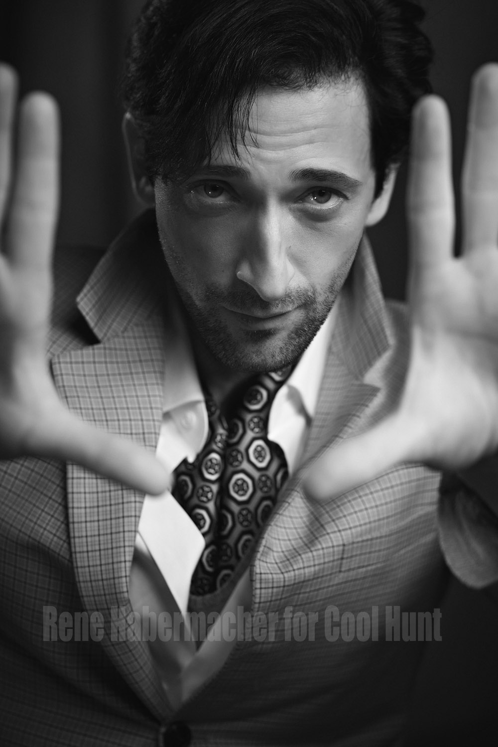 Adrien Brody Cover Shoot and Feature Interview | Coolhunt: Fashion ... Adrien Brody