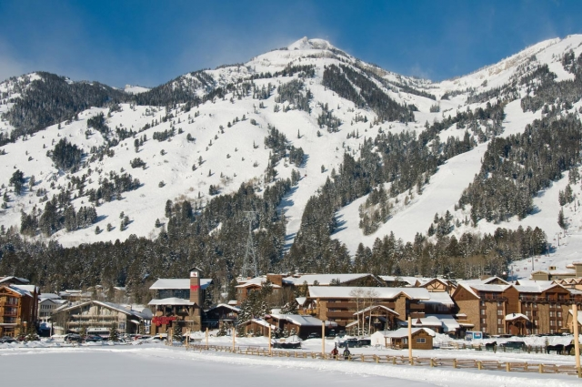 Jackson Hole: The Valley's Best Hotels | Coolhunt: Fashion